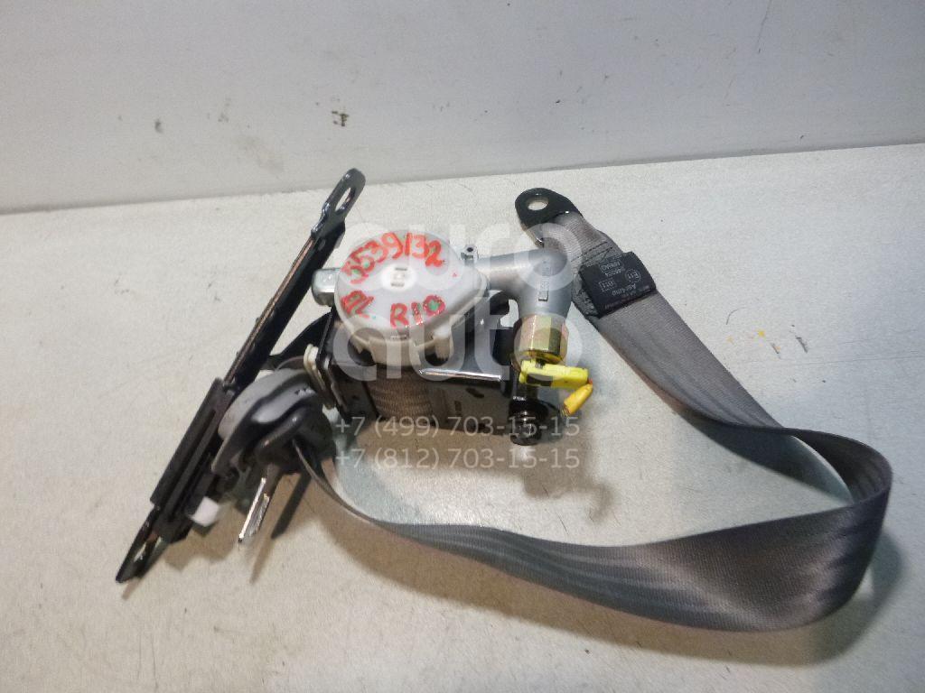 Ремень безопасности с пиропатроном для Kia RIO 2005-2011 - Фото №1