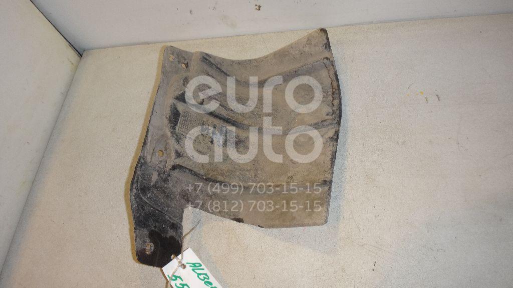 Пыльник двигателя боковой правый для Fiat Albea 2002-2012;Palio 1996-2009 - Фото №1