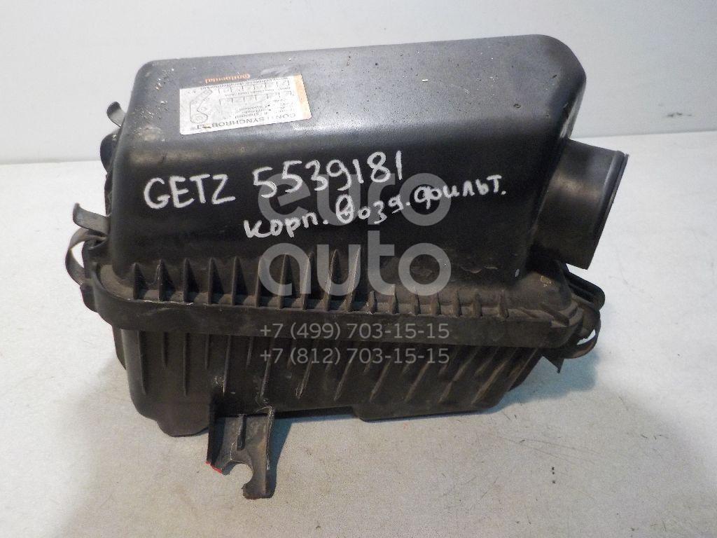 Корпус воздушного фильтра для Hyundai Getz 2002-2010 - Фото №1