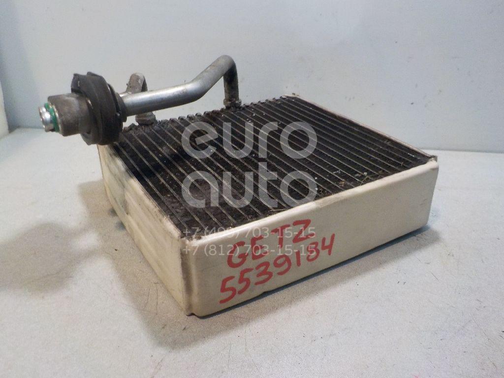 Испаритель кондиционера для Hyundai Getz 2002-2010;Accent II (+ТАГАЗ) 2000-2012 - Фото №1