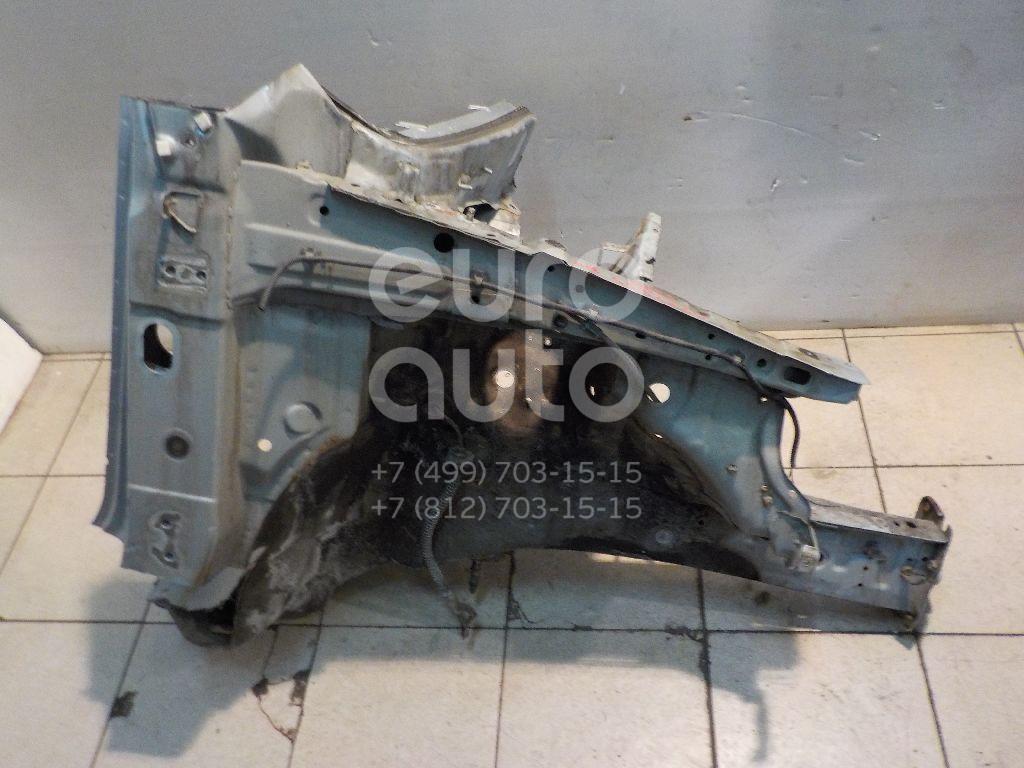 Лонжерон передний правый для Hyundai Getz 2002-2010 - Фото №1
