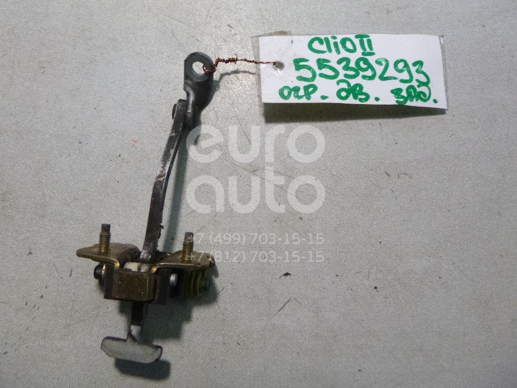 Ограничитель двери для Renault Clio II/Symbol 1998-2008;Symbol II 2008-2012 - Фото №1
