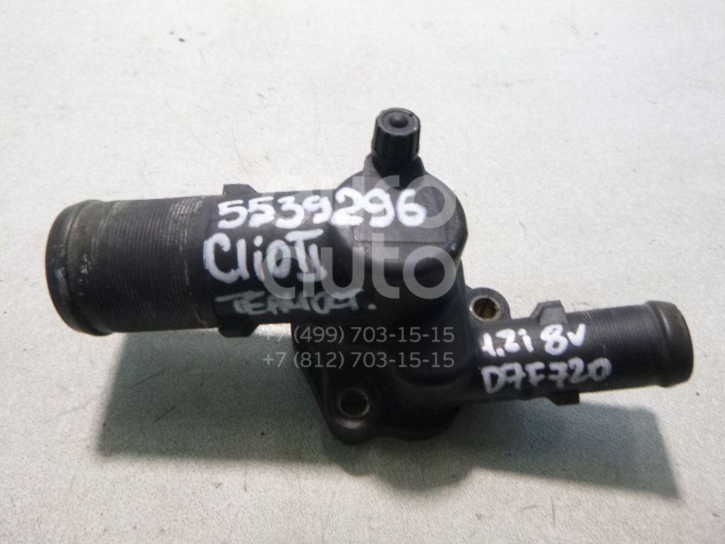 Термостат для Renault Clio II/Symbol 1998-2008;Kangoo 2003-2007;Sandero 2009-2014 - Фото №1