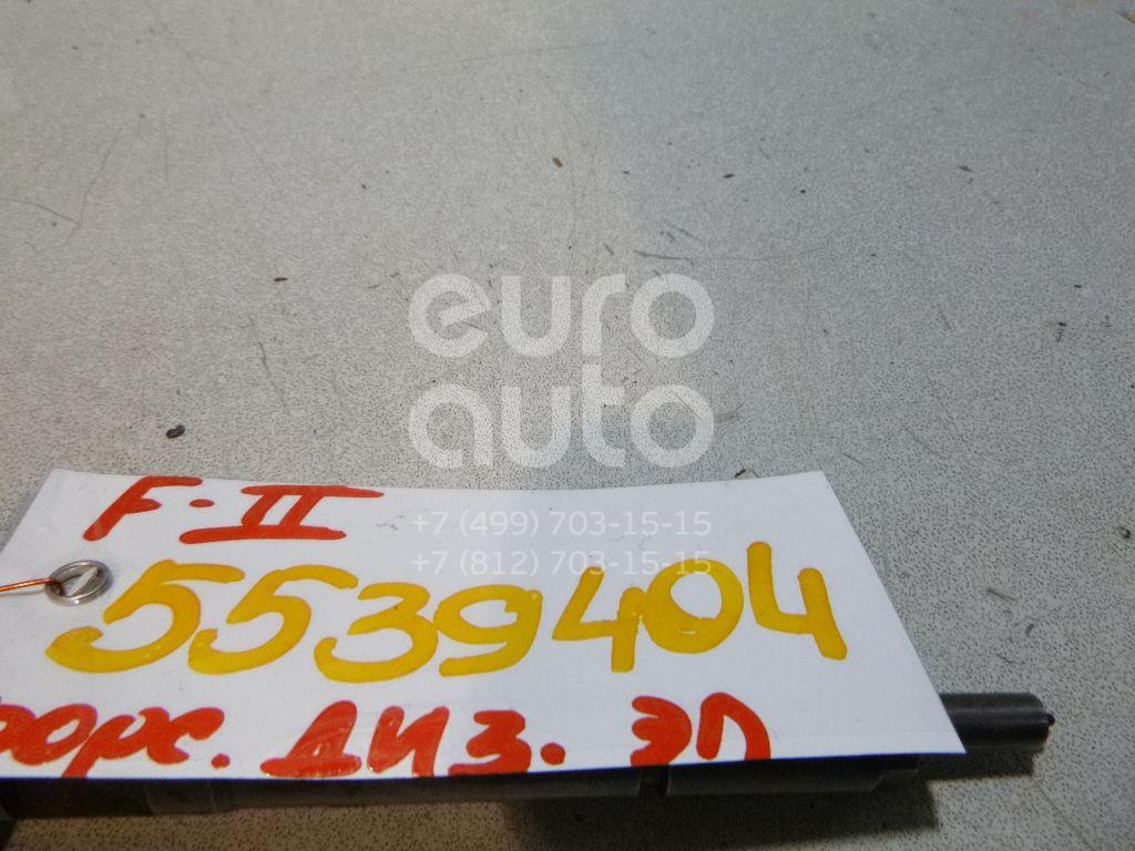 Форсунка дизельная электрическая для Ford,Citroen,Peugeot Focus II 2005-2008;C4 2005-2011;Fusion 2002-2012;207 2006-2013;307 2001-2007;Xsara Picasso 1999-2010;Berlingo(FIRST) (M59) 2002-2012;Partner (M59) 2002-2010 - Фото №1