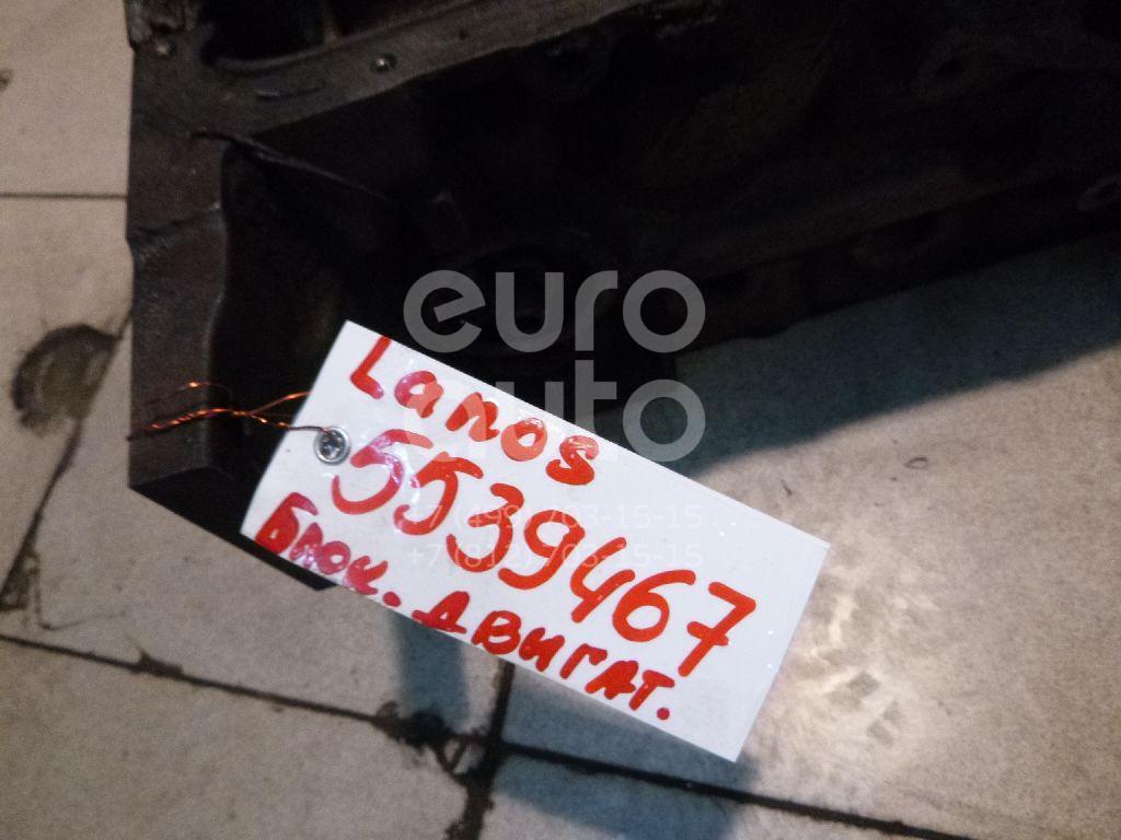 Блок двигателя для Chevrolet Lanos 2004> - Фото №1