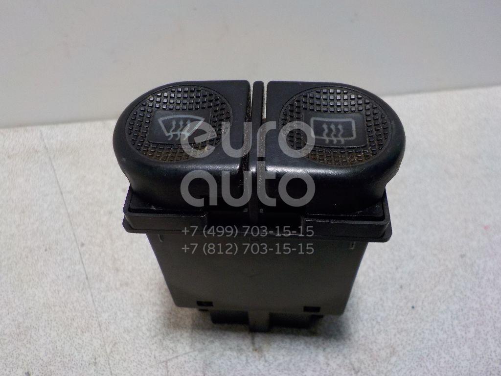 Кнопка обогрева переднего и заднего стекла для Ford Galaxy 1995-2006 - Фото №1