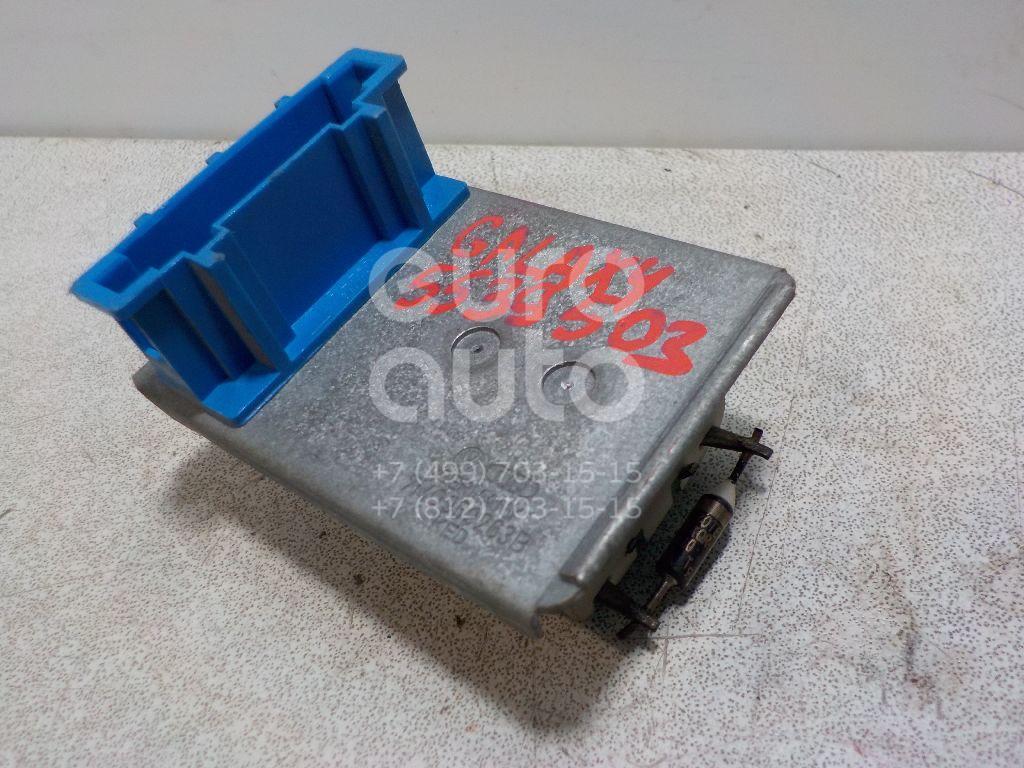 Резистор отопителя для Ford Galaxy 1995-2006 - Фото №1