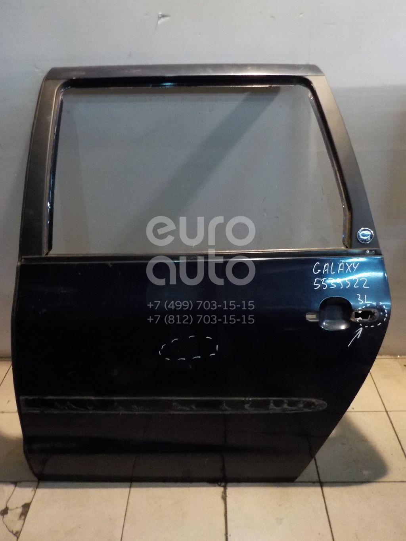 Дверь задняя левая для Ford Galaxy 1995-2006 - Фото №1