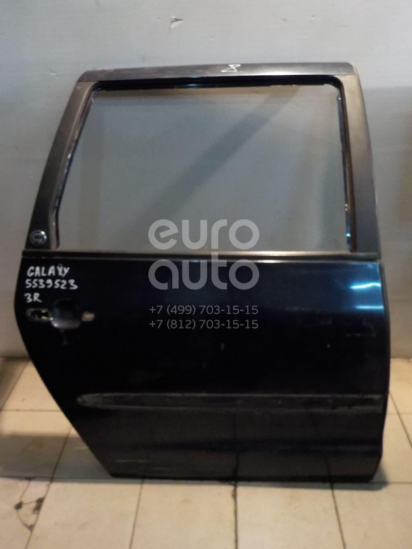 Дверь задняя правая для Ford Galaxy 1995-2006 - Фото №1