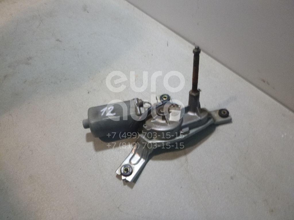 Моторчик стеклоочистителя задний для Mitsubishi Space Runner (N1,N2) 1991-1999;Space Wagon (N3,N4) 1991-2000 - Фото №1