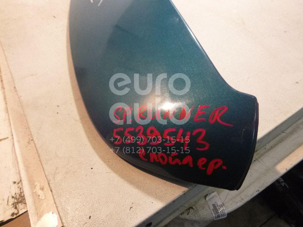 Спойлер (дефлектор) багажника для Mitsubishi Space Runner (N1,N2) 1991-1999 - Фото №1