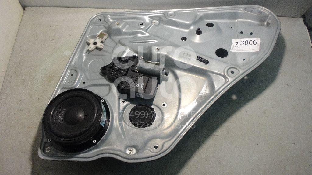 Стеклоподъемник электр. задний правый для VW Passat [B5] 2000-2005;Passat [B5] 1996-2000 - Фото №1