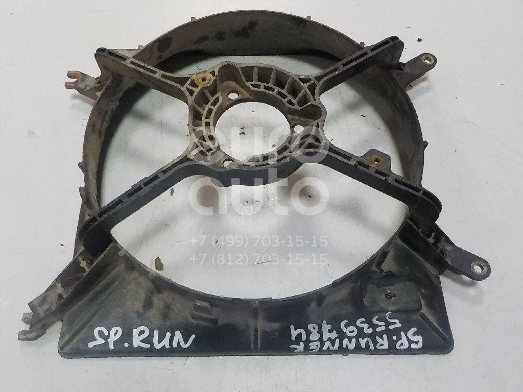 Диффузор вентилятора для Mitsubishi Space Runner (N1,N2) 1991-1999;Space Wagon (N3,N4) 1991-2000 - Фото №1