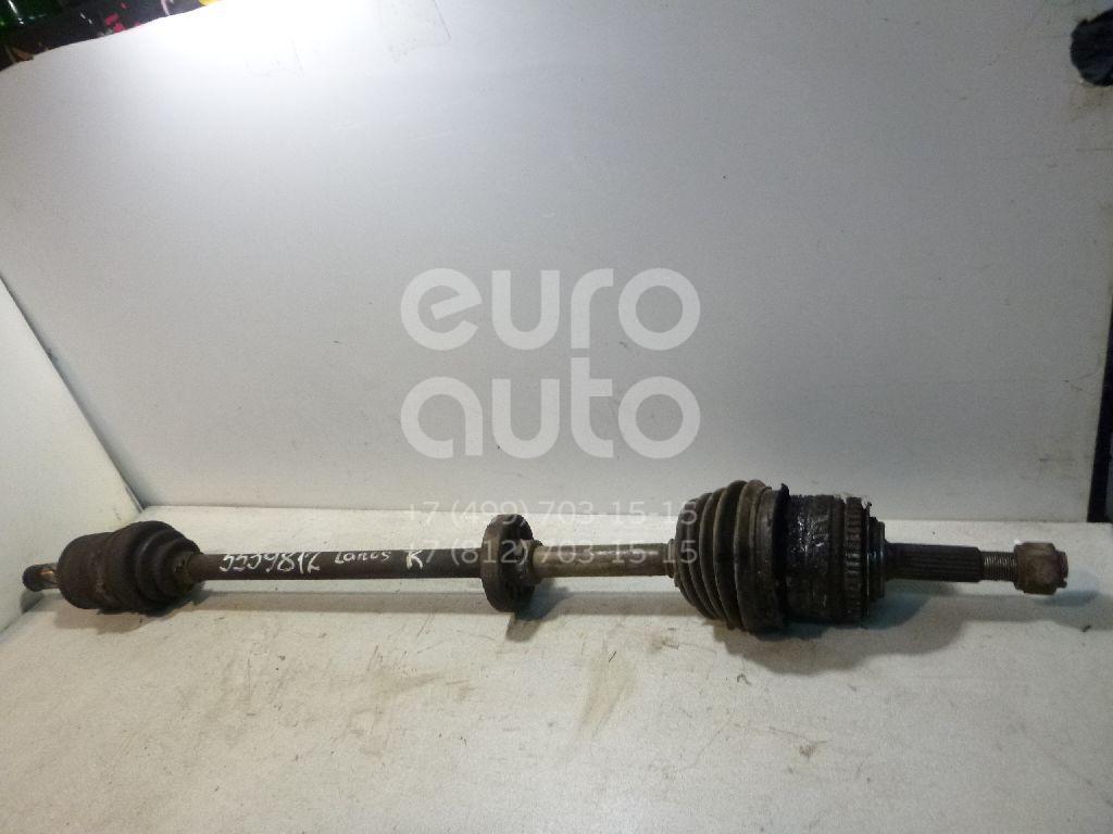 Полуось передняя правая для Chevrolet Lanos 2004>;Lanos 1997> - Фото №1