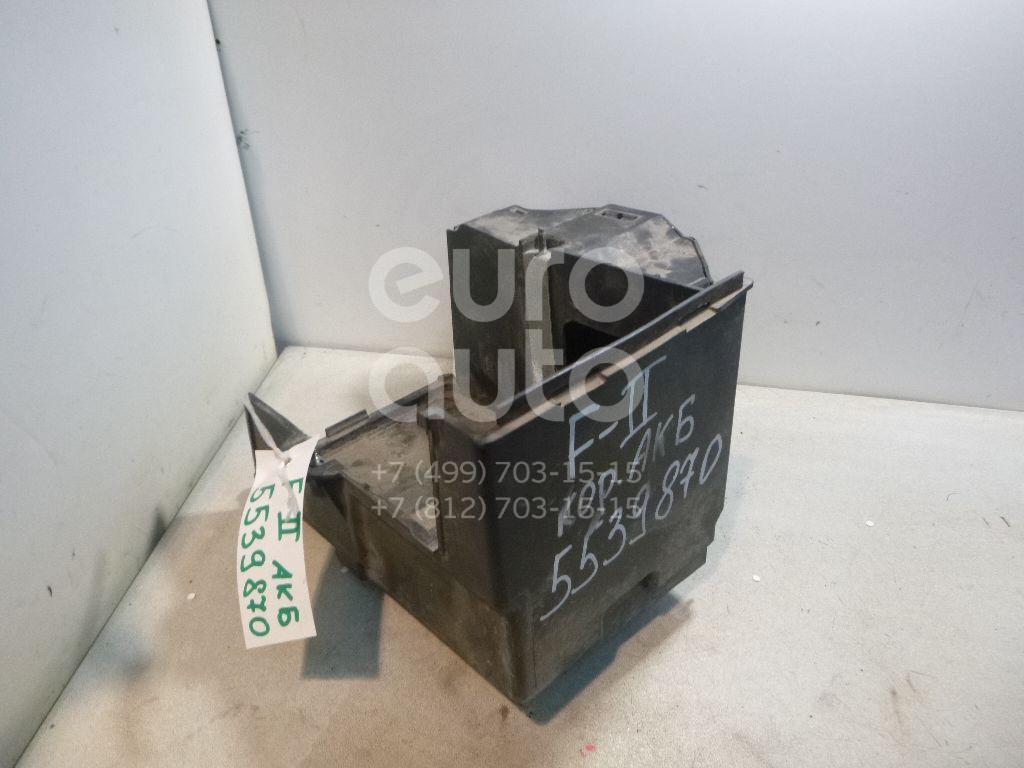 Крепление АКБ (корпус/подставка) для Ford Focus II 2005-2008;C-MAX 2003-2011;Focus II 2008-2011 - Фото №1