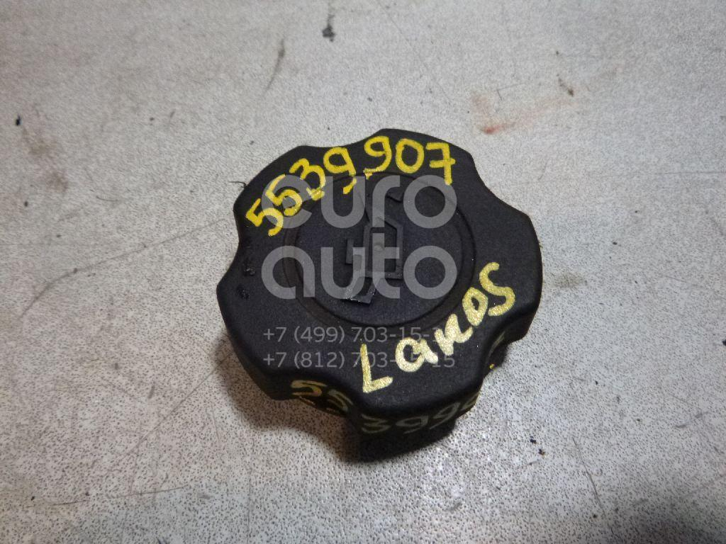 Крышка маслозаливной горловины для Chevrolet Lanos 2004>;Aveo (T200) 2003-2008;Lacetti 2003> - Фото №1