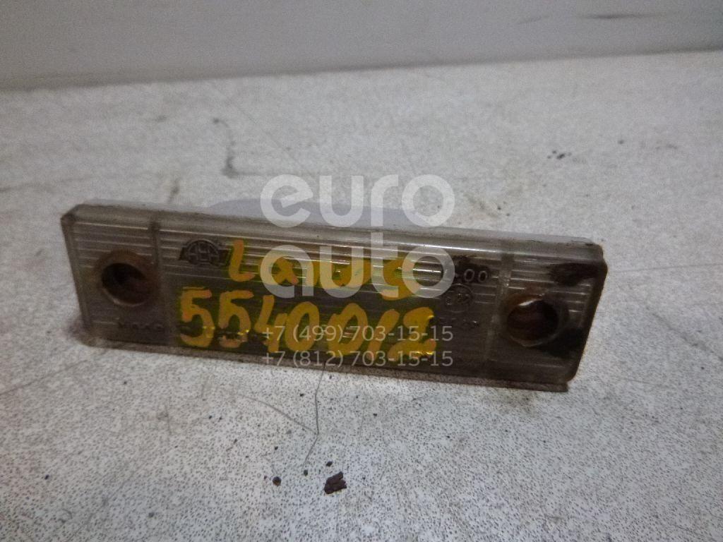 Фонарь подсветки номера для Chevrolet Lanos 2004-2010 - Фото №1