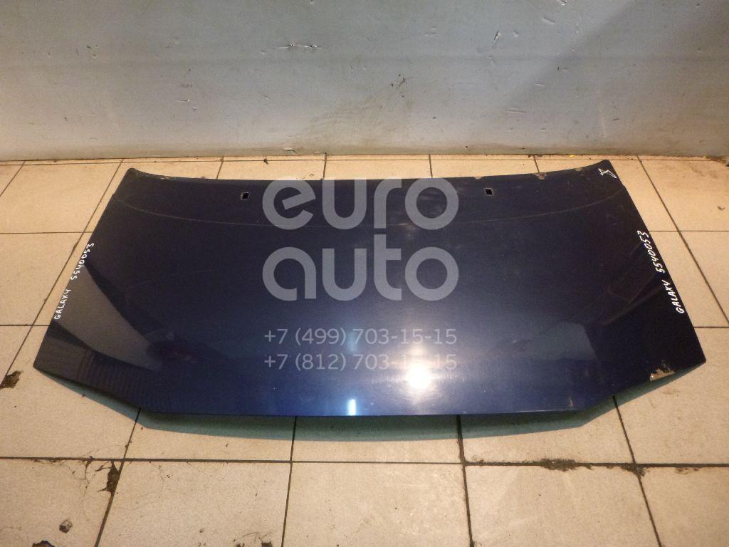 Капот для Ford Galaxy 1995-2006 - Фото №1