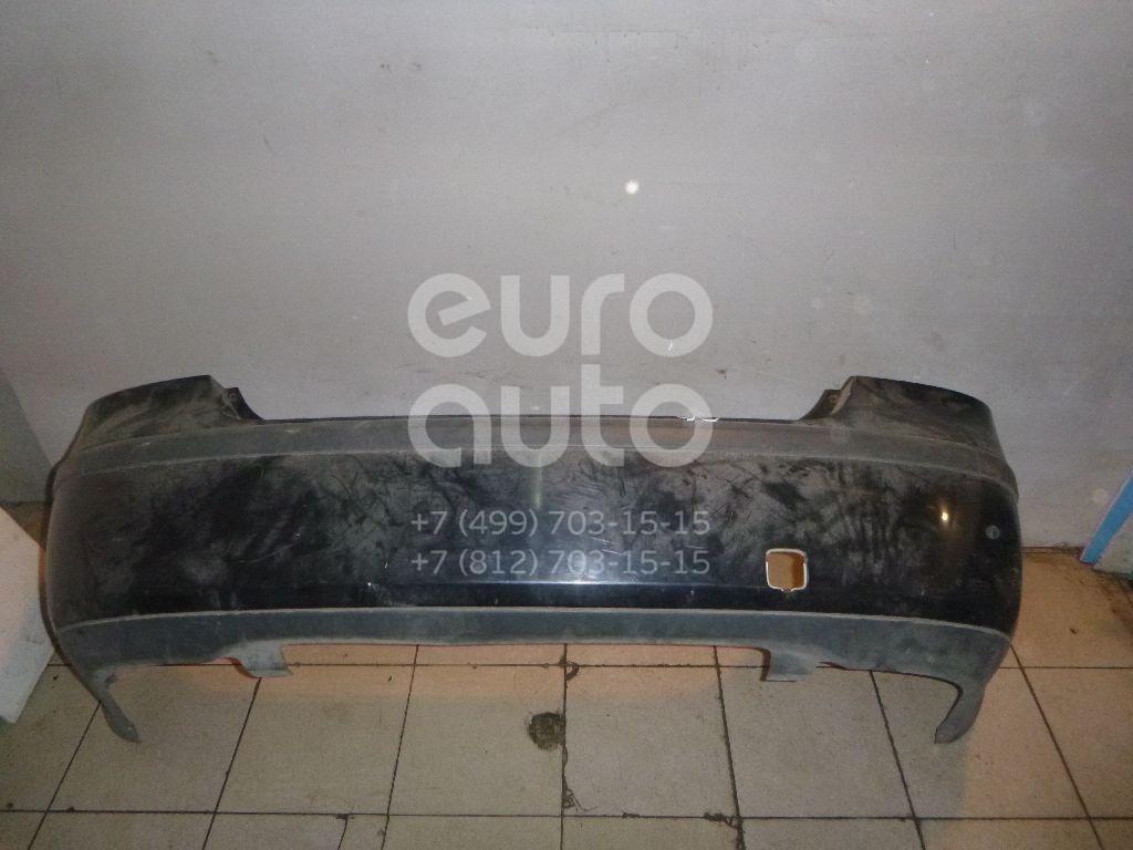 Бампер задний для Ford Focus II 2005-2008 - Фото №1