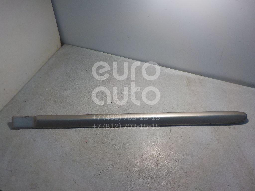 Молдинг задней левой двери для Kia Spectra 2001-2011;Sephia II/Shuma II 2001-2004 - Фото №1