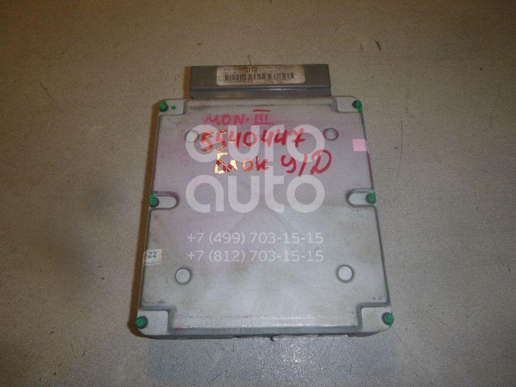 Блок управления двигателем для Ford Mondeo III 2000-2007 - Фото №1