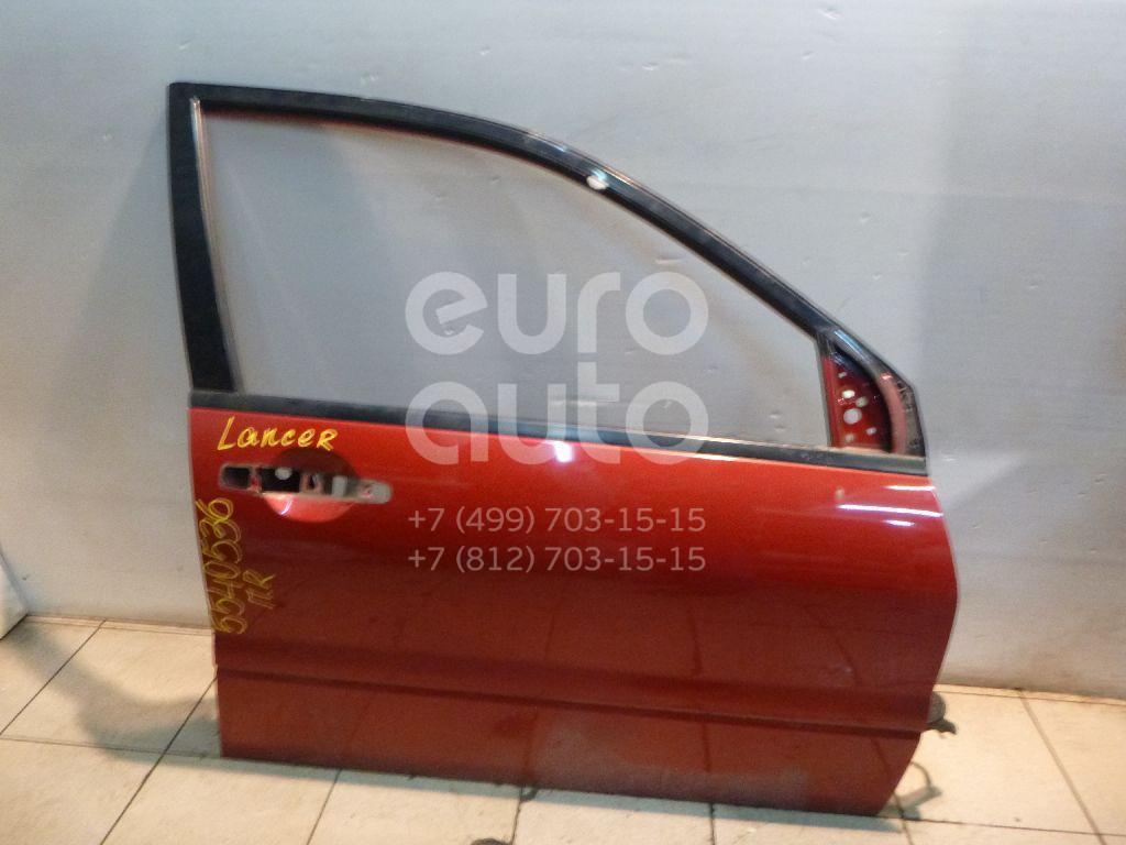 Дверь передняя правая для Mitsubishi Lancer (CS/Classic) 2003-2006 - Фото №1