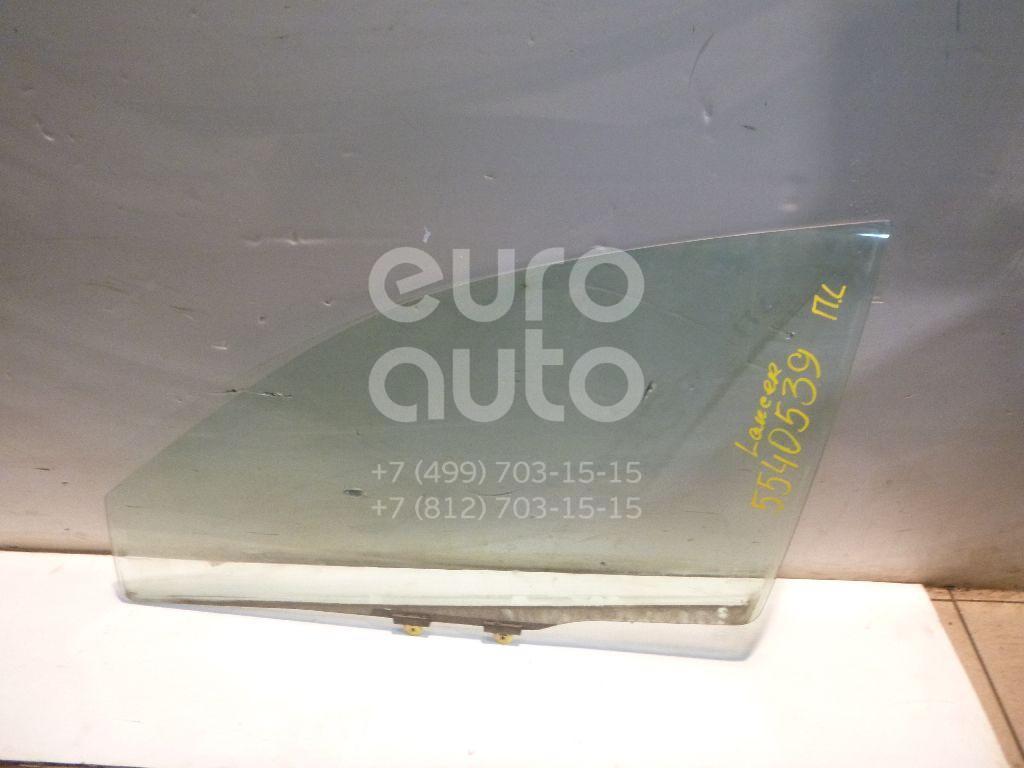 Стекло двери передней левой для Mitsubishi Lancer (CS/Classic) 2003-2008 - Фото №1