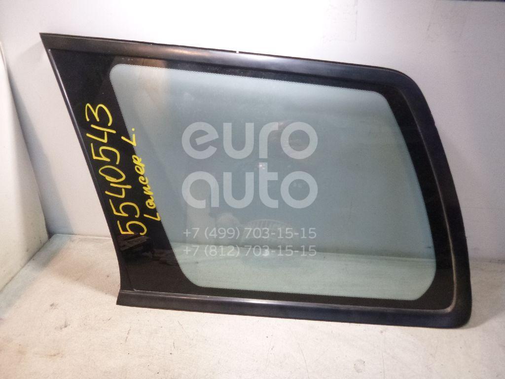 Стекло кузовное глухое левое для Mitsubishi Lancer (CS/Classic) 2003-2007 - Фото №1