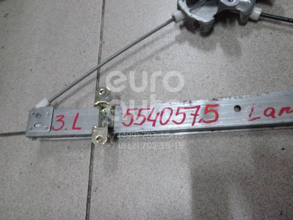 Стеклоподъемник электр. задний левый для Mitsubishi Lancer (CS/Classic) 2003-2008 - Фото №1