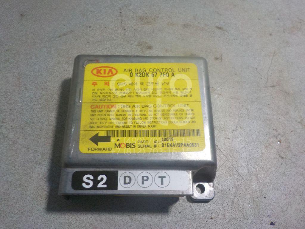 Блок управления AIR BAG для Kia Spectra 2001-2011 - Фото №1