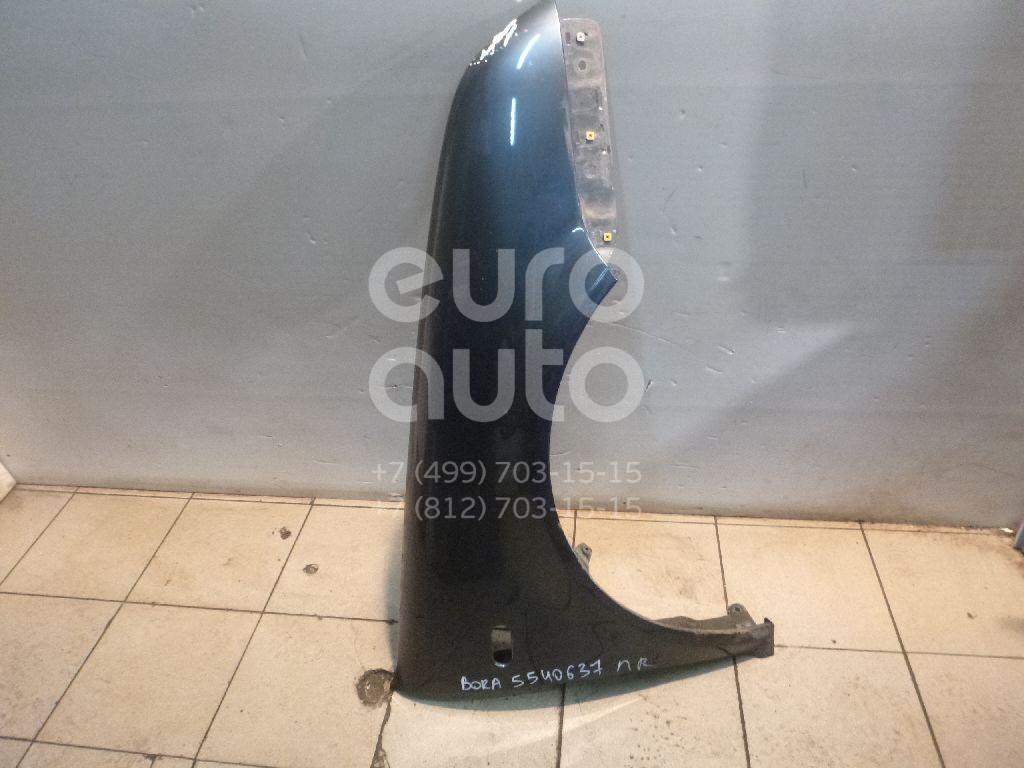 Крыло переднее правое для VW Golf IV/Bora 1997-2005 - Фото №1