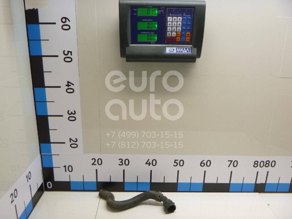 Патрубок радиатора для Audi Golf IV/Bora 1997-2005;Octavia (A4 1U-) 2000-2011;Toledo II 1999-2006;Octavia 1997-2000;A3 [8P1] 2003-2013 - Фото №1