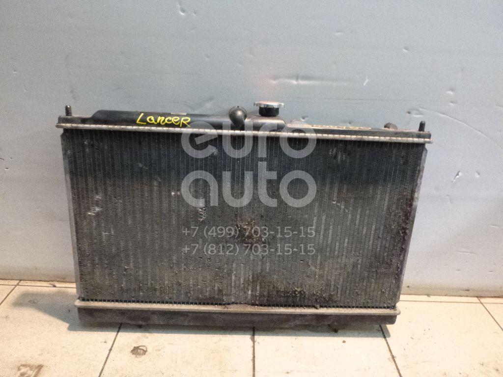 Радиатор основной для Mitsubishi Lancer (CS/Classic) 2003-2007 - Фото №1