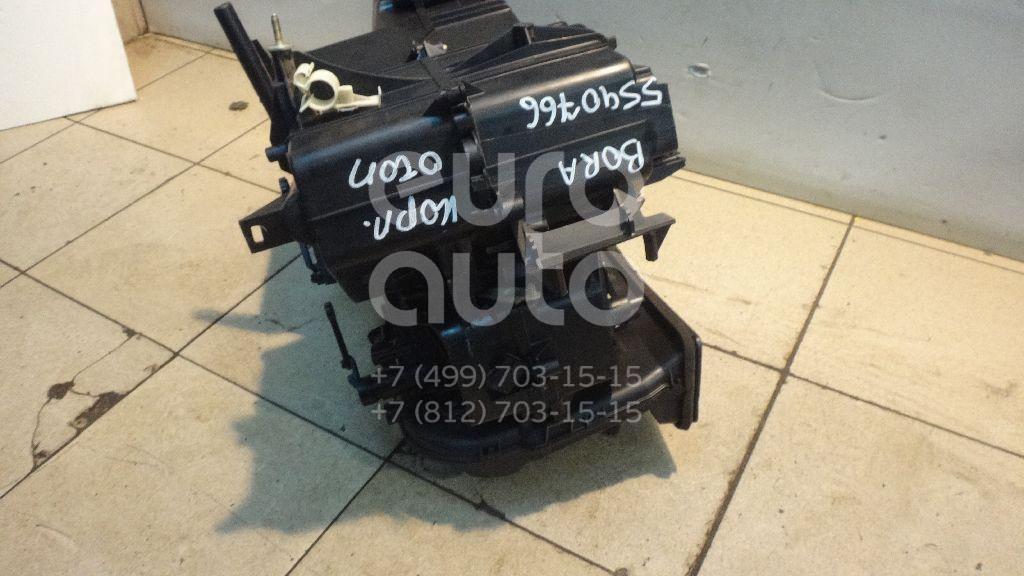 Корпус отопителя для VW,Audi,Skoda,Seat Golf IV/Bora 1997-2005;A3 (8L1) 1996-2003;TT(8N) 1998-2006;Octavia (A4 1U-) 2000-2011;Toledo II 1999-2006;Octavia 1997-2000;New Beetle 1998-2010 - Фото №1