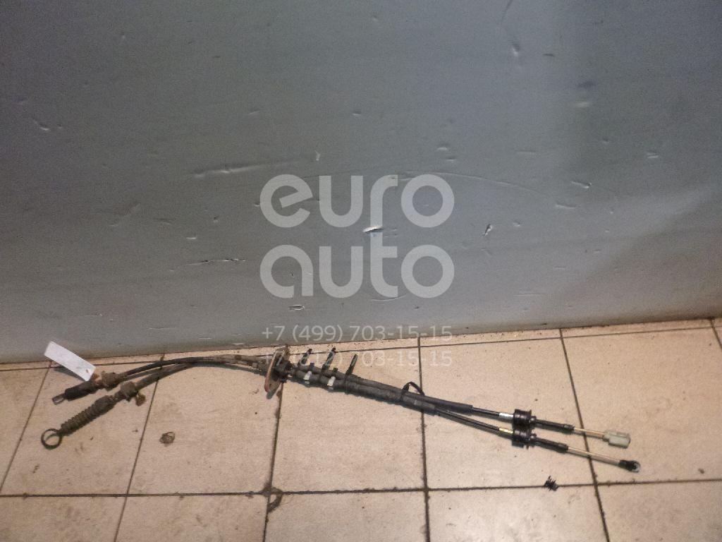 Трос КПП для Mitsubishi Lancer (CS/Classic) 2003-2006;Lancer Cedia 2000-2003 - Фото №1