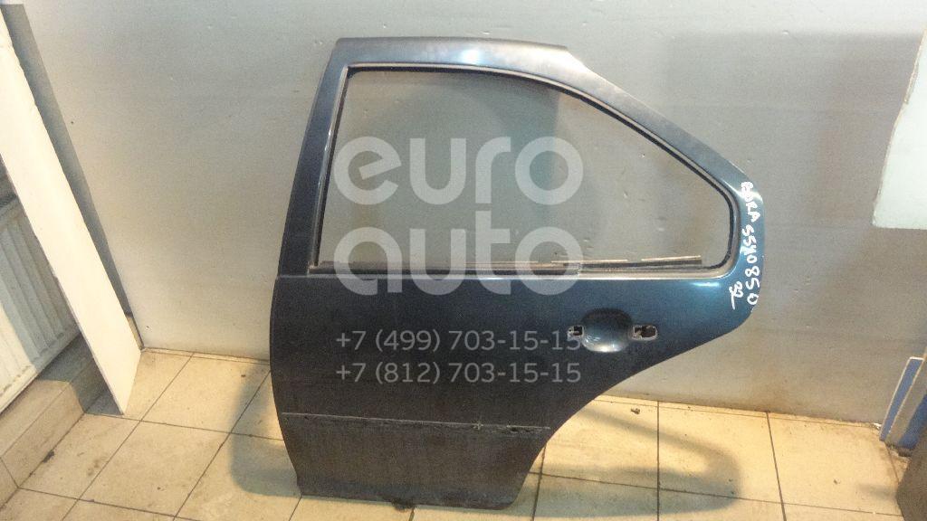 Дверь задняя левая для VW Golf IV/Bora 1997-2005 - Фото №1