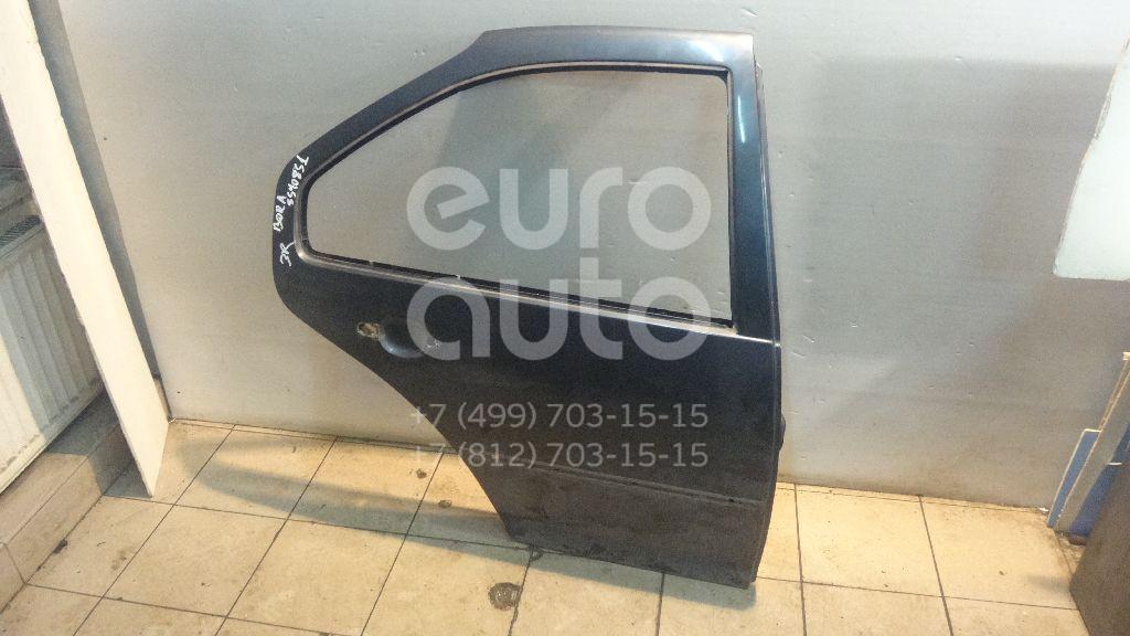 Дверь задняя правая для VW Golf IV/Bora 1997-2005 - Фото №1