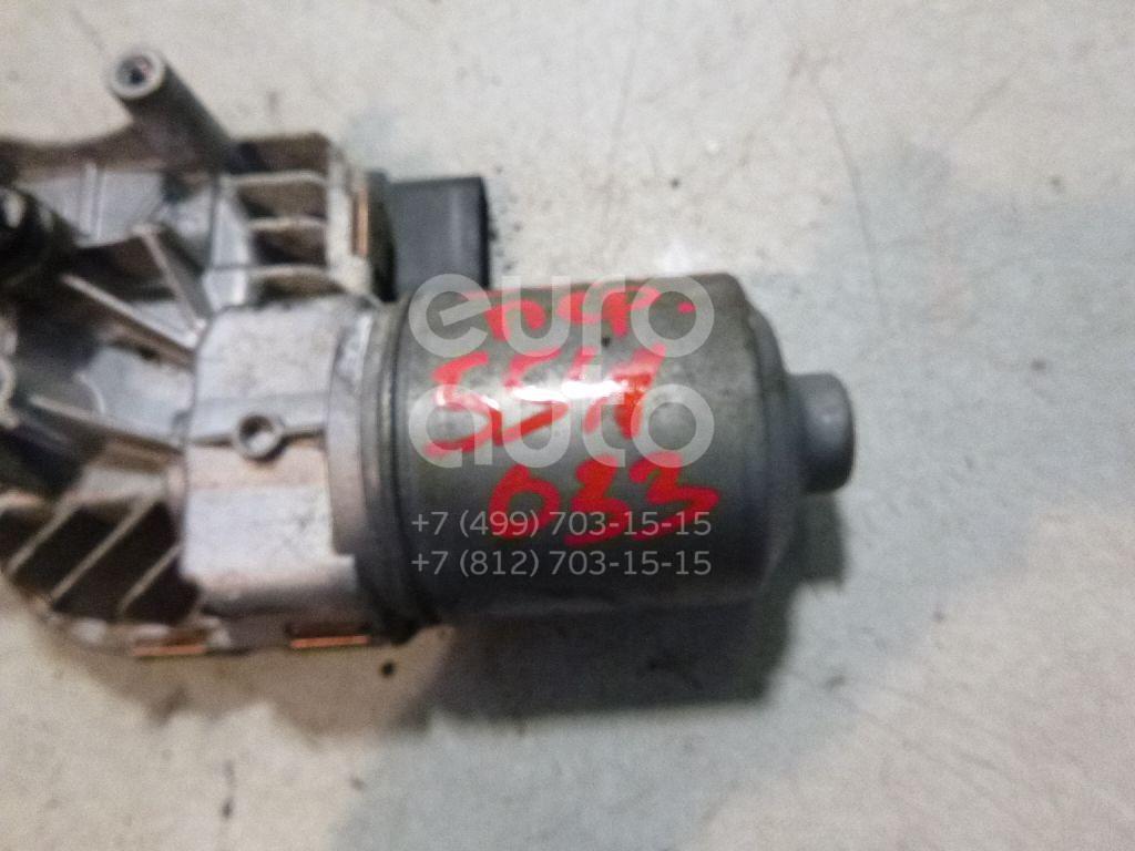 Моторчик стеклоочистителя передний для VW Jetta 2006-2011;Golf V 2003-2009;EOS 2006-2015;Golf VI 2009-2013 - Фото №1