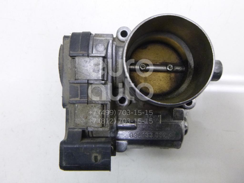 Купить Заслонка дроссельная электрическая VW Jetta 2006-2011; (03C133062A)