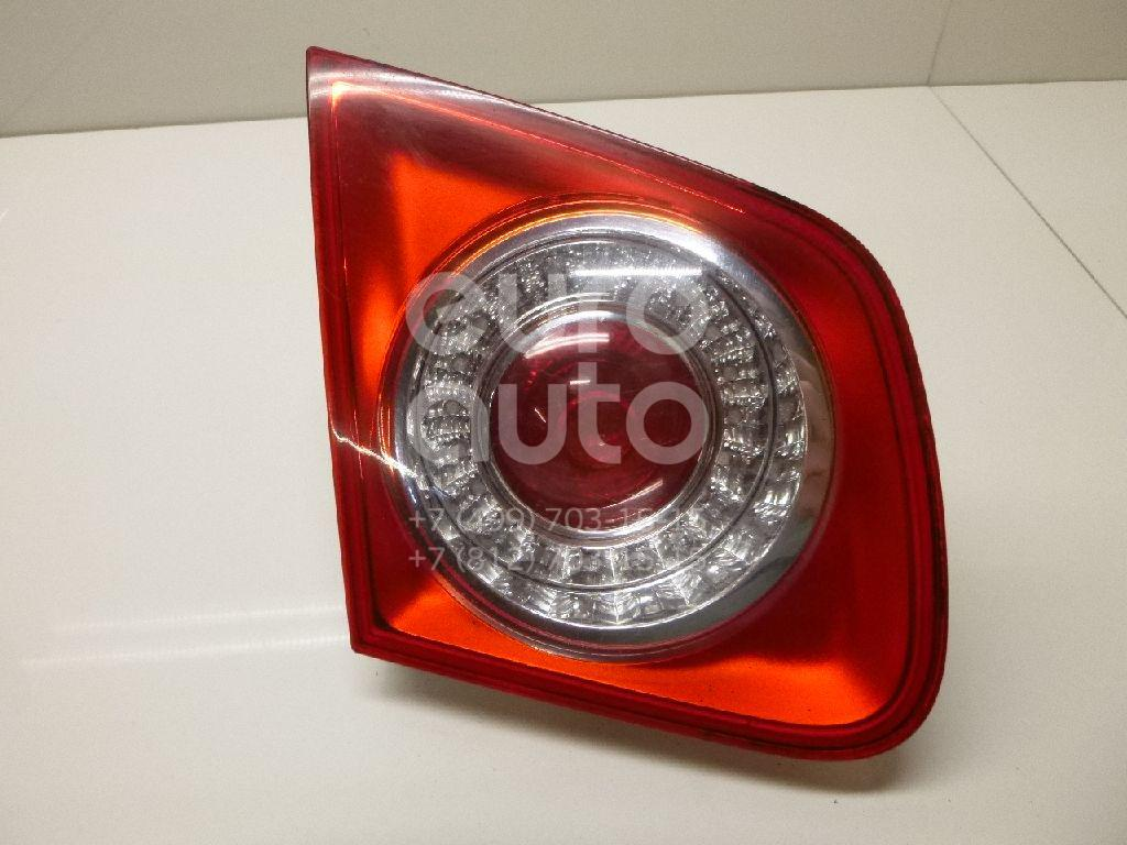 Фонарь задний внутренний левый для VW Jetta 2006-2011 - Фото №1
