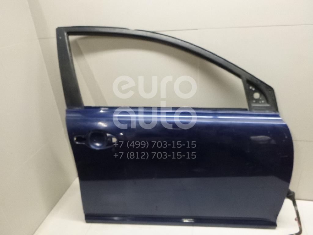 Дверь передняя правая для Toyota Avensis II 2003-2008 - Фото №1