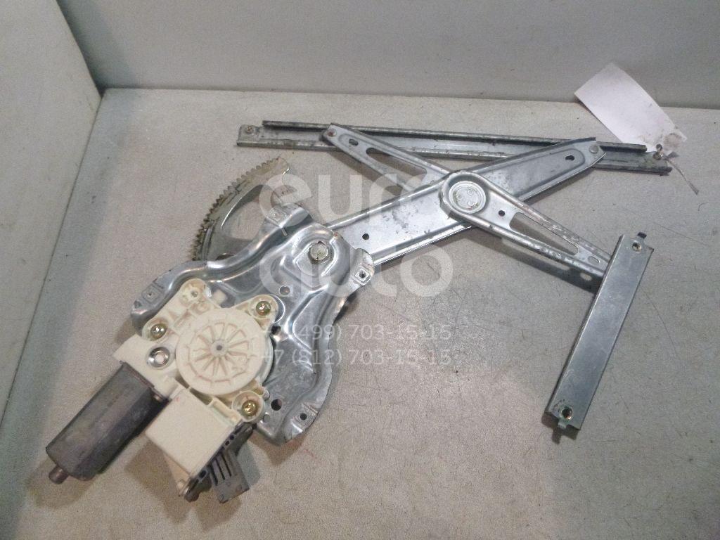 Стеклоподъемник электр. передний правый для Toyota Avensis II 2003-2008 - Фото №1