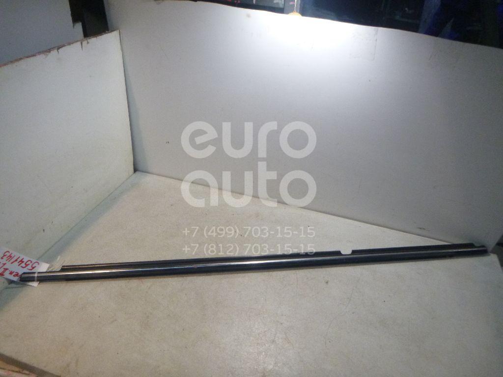 Накладка стекла заднего левого для Toyota Avensis II 2003-2008 - Фото №1