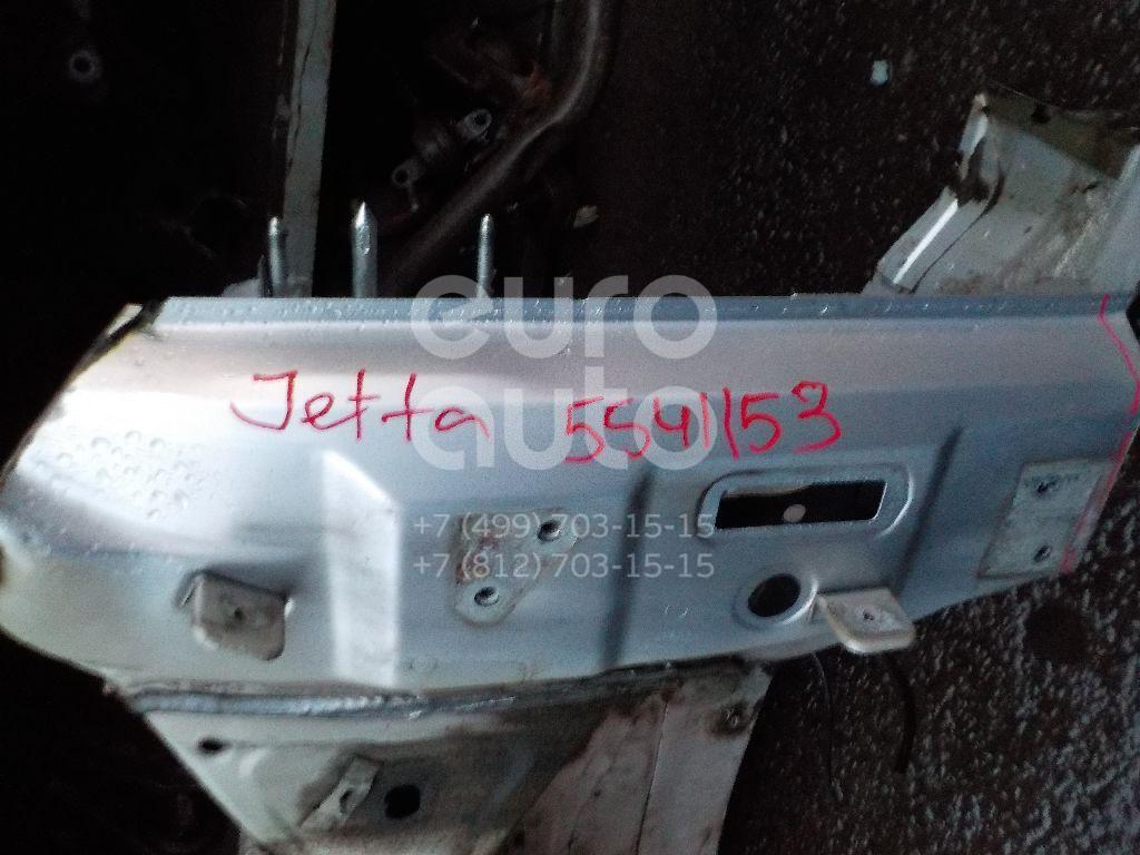 Лонжерон передний левый для VW Jetta 2006-2011 - Фото №1