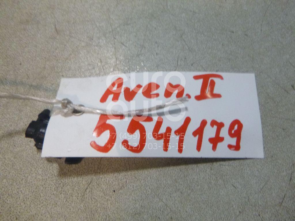 Форсунка омывателя лобового стекла для Toyota Avensis II 2003-2008 - Фото №1