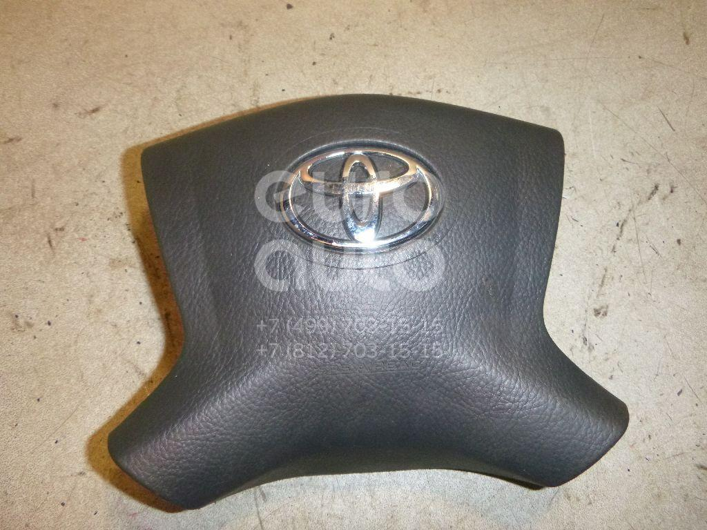 Подушка безопасности в рулевое колесо для Toyota Avensis II 2003-2008 - Фото №1
