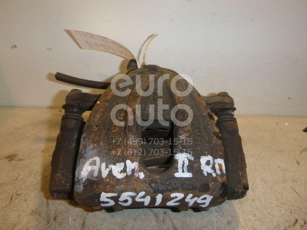 Суппорт передний правый для Toyota Avensis II 2003-2008;CorollaVerso 2004-2009 - Фото №1