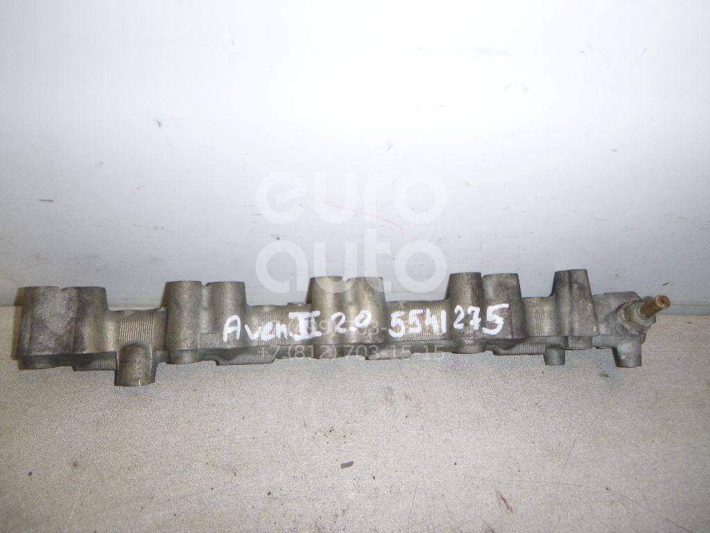 Рейка топливная (рампа) для Toyota Avensis II 2003-2008;Avensis I 1997-2003;RAV 4 2000-2005 - Фото №1