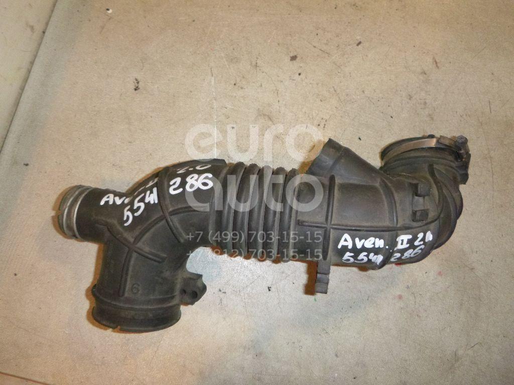 Патрубок воздушного фильтра для Toyota Avensis II 2003-2008 - Фото №1