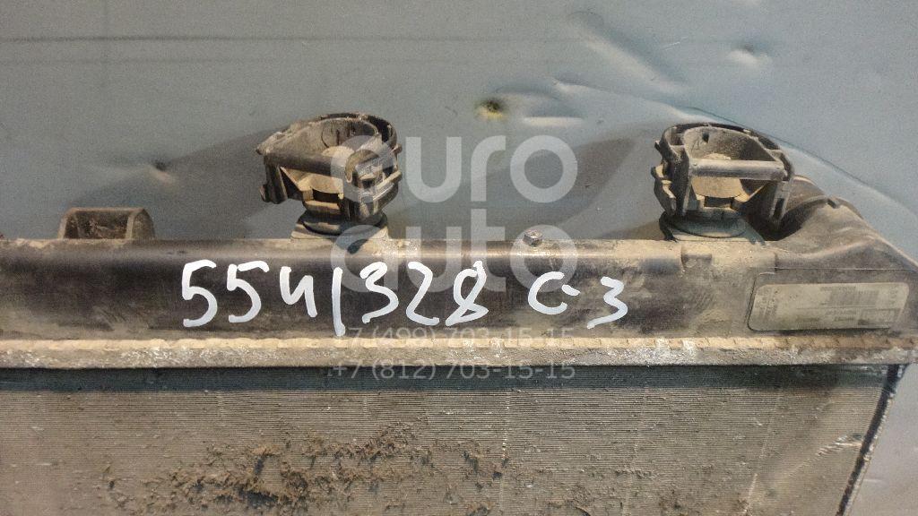 Радиатор основной для Citroen C3 2002-2009;207 2006>;1007 2005> - Фото №1